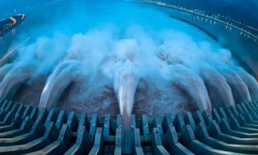 Volatility - Yangtze River Three Gorges Dam